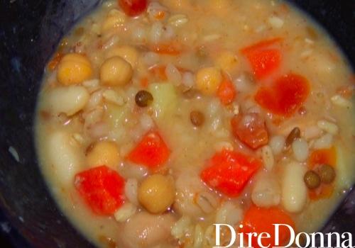 Zuppa che cuoce