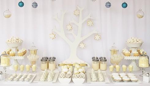 Natale 2011: idee per dolci al cioccolato bianco