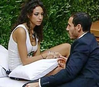 GF12: Enrica Saraniti preoccupata per Luca Di Tolla