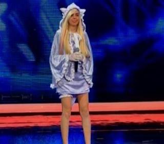 X-Factor: Fiocco Di Neve idolo di Web e TV