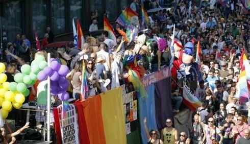 Gay Pride 2012 a Bologna