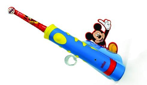 Natale 2011: Disney e Oral-B per la salute dei bimbi