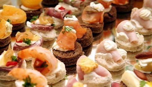 Menu di Capodanno 2012: ricette veloci per l'aperitivo