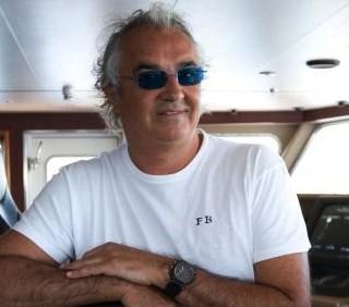 Flavio Briatore contro la tassa sugli yacht