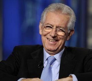 Mario Monti, riforme da Bruno Vespa