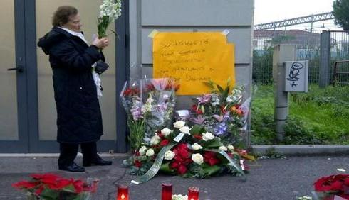 Strage dei senegalesi, lutto a Firenze