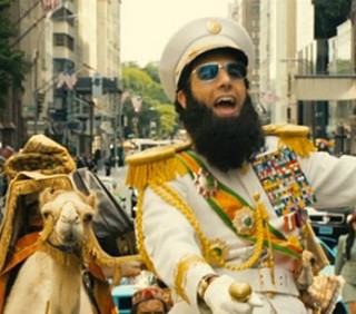 """The Dictator"" di Sasha Baron Cohen, trailer"