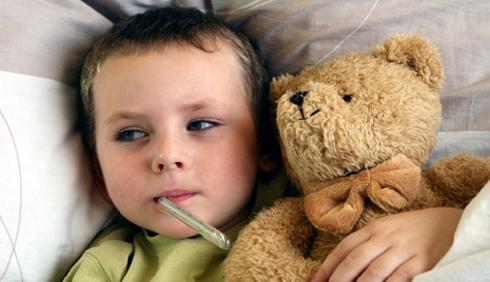Influenza nei bambini: mamme informate sui rischi