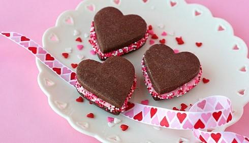 Ricette di dolci per San Valentino 2012: i biscotti