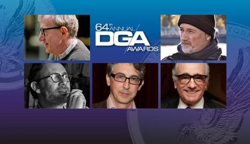 DGA Awards, le nomination