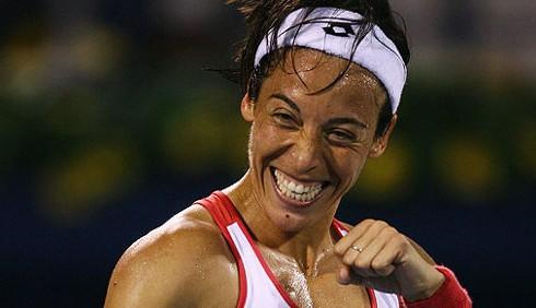 Tennis, WTA: Francesca Schiavone elimina Sam Stosur