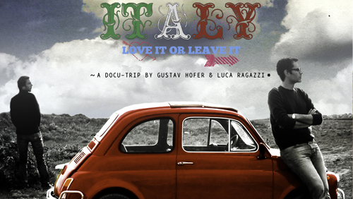 Italy: Love it or Leave it, recensione