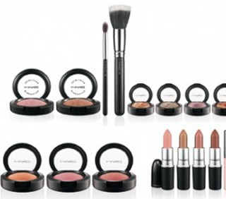 Naturally Collection MAC Cosmetics, immagini