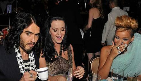 Rihanna e Katy Perry perfette amanti