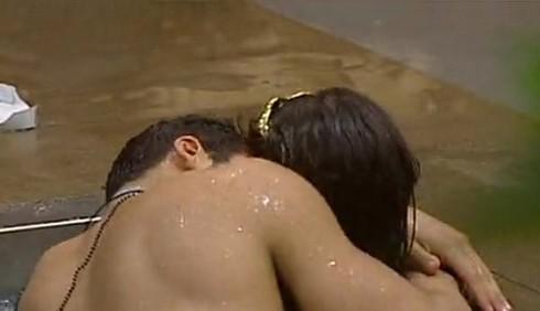 GF12: Chiara Giorgianni bacia Yassine Mokdad, dimentica Amedeo Aterrano?
