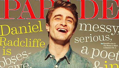 Daniel Radcliffe pessimo baciatore