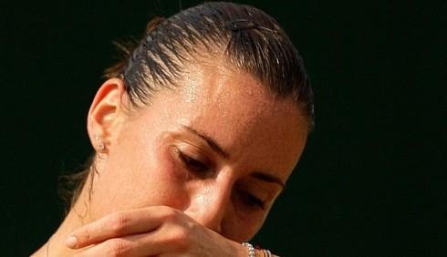 Tennis, Open Australia: Pennetta eliminata, ok Schiavone