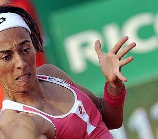 Tennis, WTA Stoccarda: Schiavone bene, Vinci no