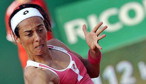 Tennis, Wta Stoccarda: Francesca Schiavone fuori