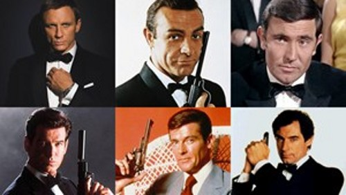 James Bond, 50 anni di saga