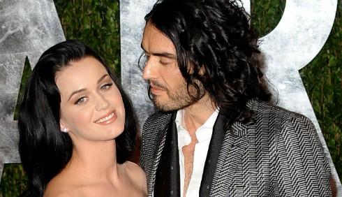 Russell Brand accusa Katy Perry del divorzio