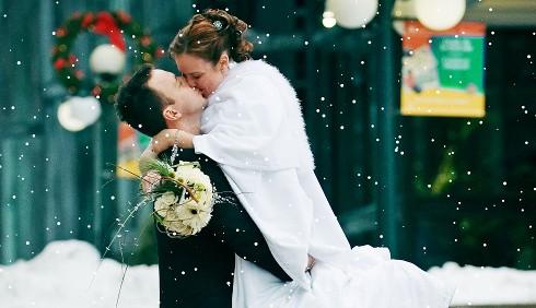 Sposarsi in inverno: i consigli per la cerimonia