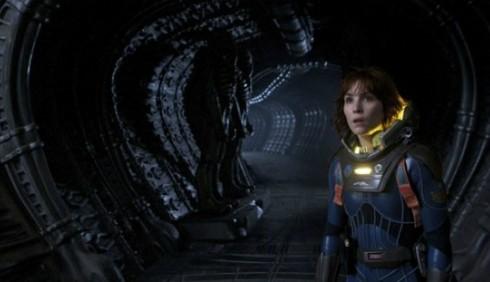 Prometheus, tornano gli space jockey di Alien