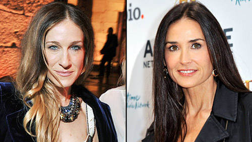 Sarah Jessica Parker sostituisce Demi Moore in Lovelace