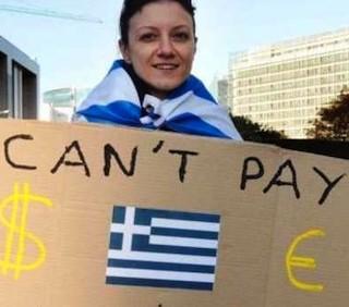 Crisi economica, il piano salva Grecia