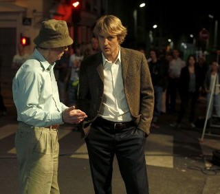 """Midnight in Paris"" sbaraglia i WGA"