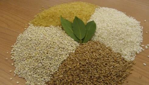 Nella dieta e cura del corpo, i cereali anti-cuscinetti
