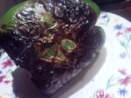 Peperone abbrustolito
