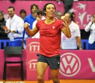 Tennis, Fed Cup: Pennetta e Vinci in semifinale