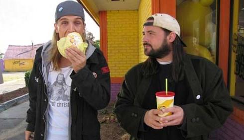 Kevin Smith, nuovo film con Jay e Silent Bob