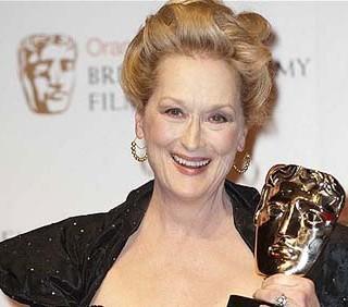 Meryl Streep e la Lady di Ferro ammaliano i BAFTA