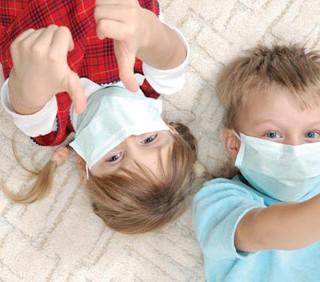 Pochi figli, più allergie