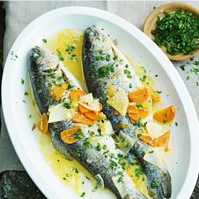 Ricetta leggera con trota salmonata - Come cucinare le trote ...