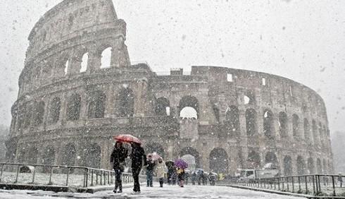 Maltempo, indagine a Roma