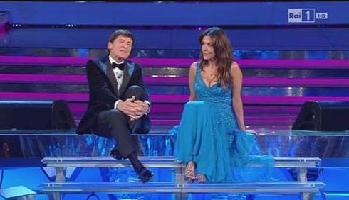 Sanremo 2012, i duetti italiani