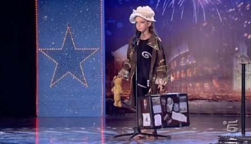 Italia's Got Talent: polemiche su Syria Luongo