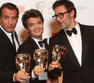 "BAFTA: ""The Artist"" vince tutto, Oscar spianati?"