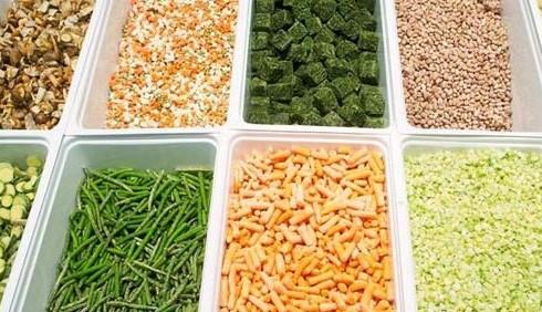 Spesa, verdure surgelate: pro e contro