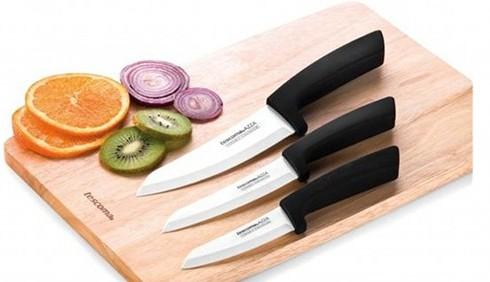 Cucina: come tagliare velocemente gli alimenti