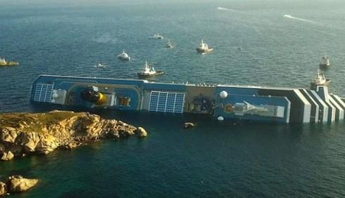 Costa Concordia, altri 8 corpi ritrovati