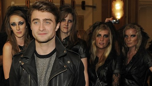 Daniel Radcliffe, The woman in black première: foto