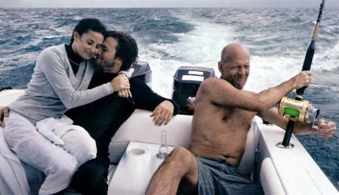 Demi Moore: le figlie e Bruce Willis odiano Ashton Kutcher