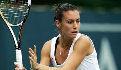 Tennis, WTA Dubai: Flavia Pennetta vince e avanza