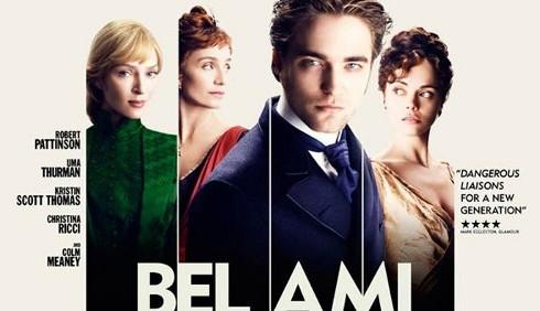 Bel Ami: nuovo poster con Robert Pattinson