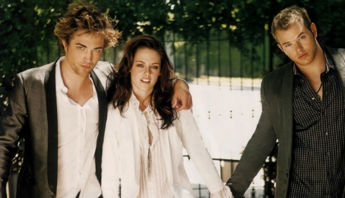 Kellan Lutz: Robert Pattinson e Kristen Stewart innamorati