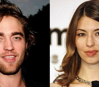 Robert Pattinson, cena con Sofia Coppola
